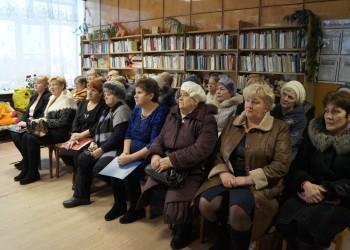 Встречи с населением Вожегодского района