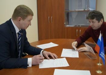 Прием граждан в Череповце 25.12.2017