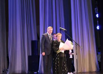 Торжественное мероприятие к Международному женскому дню в Череповце