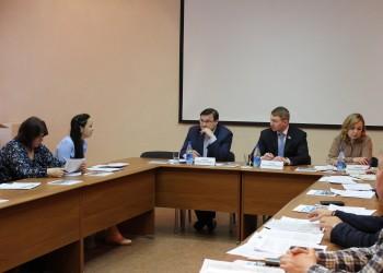 Встреча с бизнес-сообществом Череповца в Агентстве городского развития