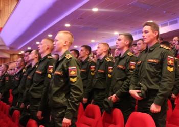 Столетие военного комиссариата Череповца и Череповецкого района